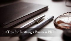 Article image: 10 Tips for Drafting a Business Plan