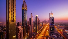 Article image: Opening the company and moving family to the United Arab Emirates