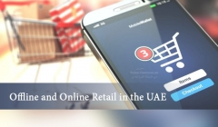 Article image: Offline and Online Retail in the UAE
