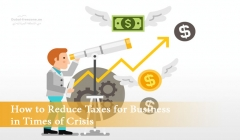 Article image: How to Reduce Taxes for Business in Times of Crisis