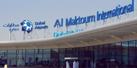 Artilce image: Construction of Al Maktoum Airport within preparations for EXPO 2020