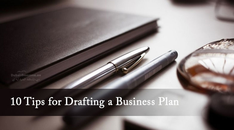 Main picture: 10 Tips for Drafting a Business Plan