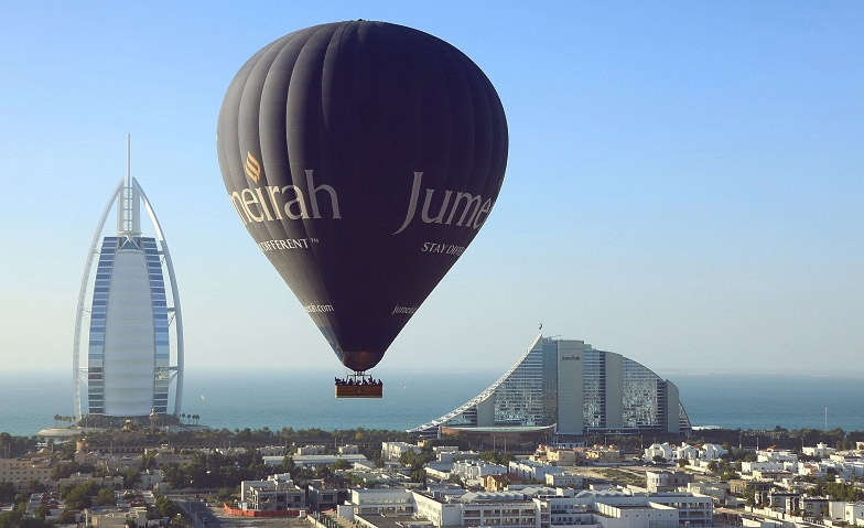 Main picture: Overview of Jumeirah Group