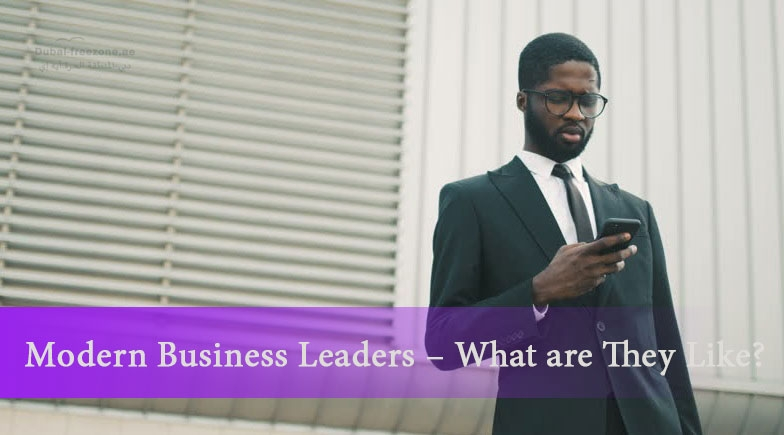 Main picture: Modern Business Leaders – What are They Like?