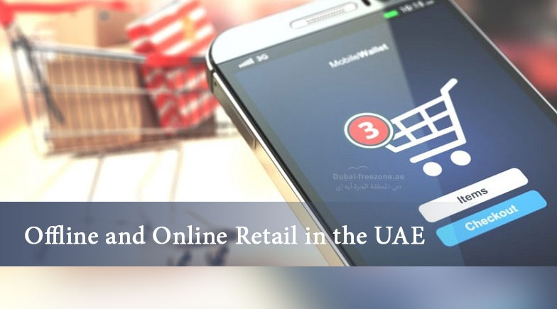Main picture: Offline and Online Retail in the UAE