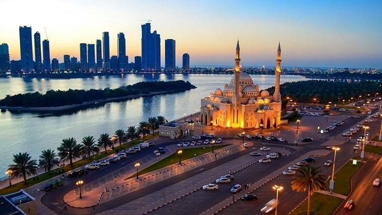 Main picture: Attractiveness of the Emirate of Sharjah for carrying on business