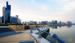 Article image: The capital of the United Arab Emirates – Abu-Dhabi