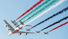 Article image: The Dubai Airshow