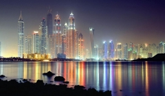 Article image: Nightlife in Dubai