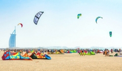 Article image: Kite Beach in Dubai – One of the Favorite Beaches among Tourists in the UAE