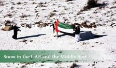 Article image: Snow in the UAE and the Middle East