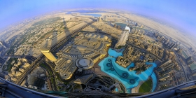 Artilce image: On top of Burj Khalifa Tower - feedback from those who have been there!