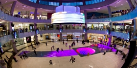 Article image: Dubai Mall - the mall close to the Burj Khalifa tower