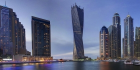 Article image: Dubai Marina district